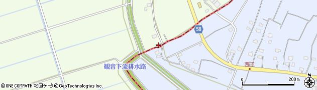 染谷左官工業周辺の地図