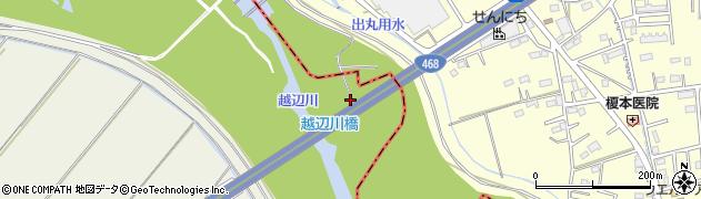 圏央道周辺の地図