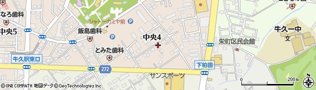 協友商事株式会社周辺の地図