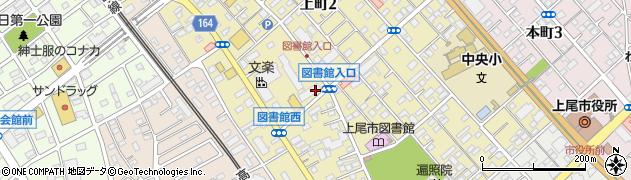 北西マンション周辺の地図