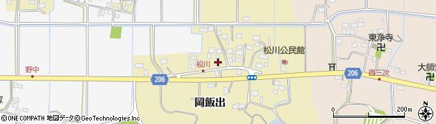 伊藤商店周辺の地図