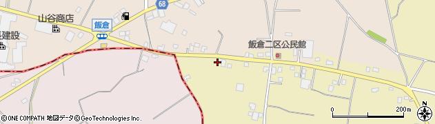 吉田米穀店周辺の地図