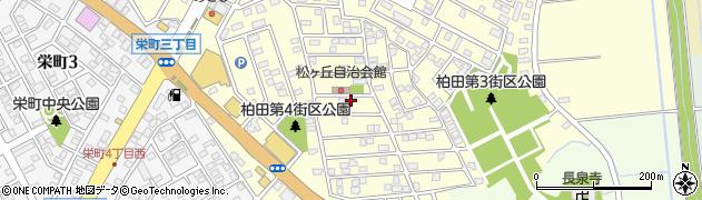 ビューティサロン柴田周辺の地図