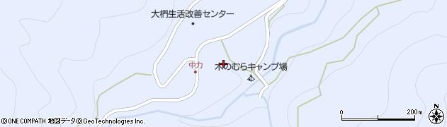 都幾川温泉とき川周辺の地図