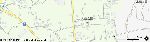 常和産業株式会社周辺の地図