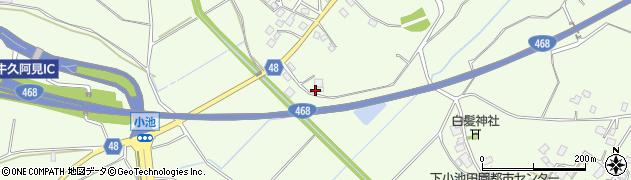 コビキ工業株式会社周辺の地図