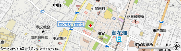 惣圓寺周辺の地図