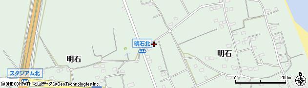 英子美容室周辺の地図