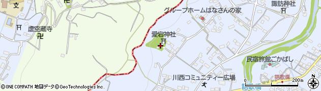 東養寺周辺の地図