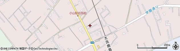 石山みどり産業株式会社周辺の地図