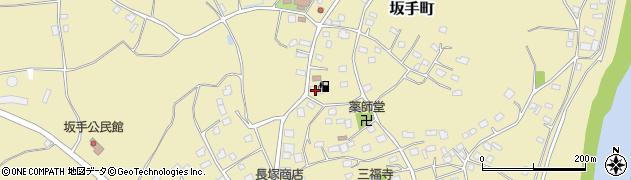 松崎石油店周辺の地図