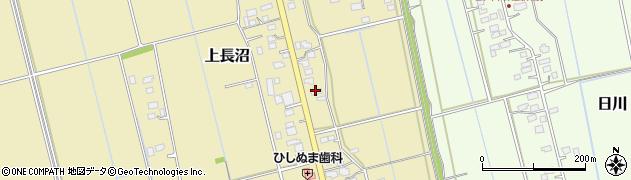 まこ美容室周辺の地図