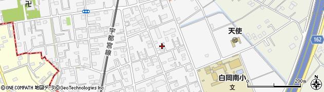 埼玉県白岡市小久喜844周辺の地図