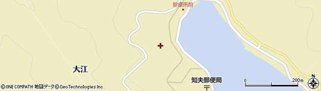 島根県知夫村(隠岐郡)大江周辺の地図