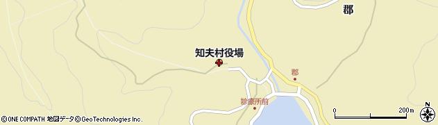 島根県知夫村(隠岐郡)周辺の地図
