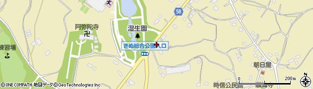 関商店周辺の地図