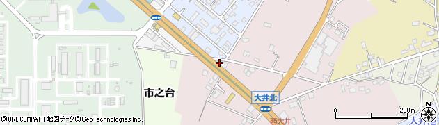 かまくらや周辺の地図