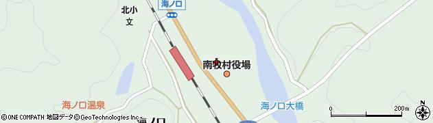 長野県南牧村(南佐久郡)周辺の地図