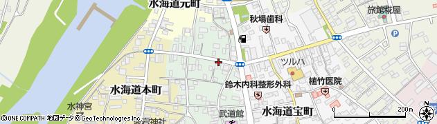いしつか洋品店周辺の地図