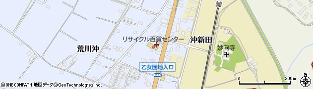 リサイクル百貨センター周辺の地図