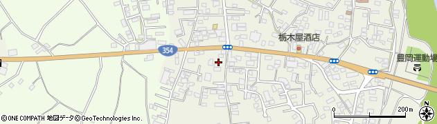 有限会社アレバメントカントウ周辺の地図