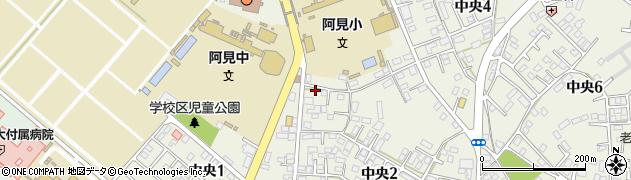 ボウトリー周辺の地図