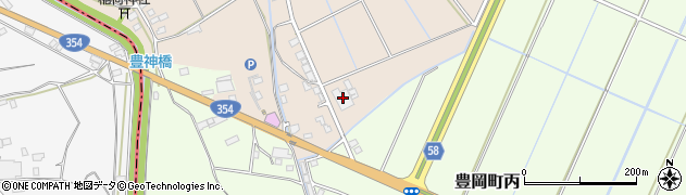 小野工芸株式会社周辺の地図
