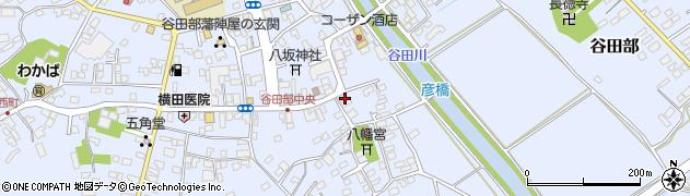 フラワーショップ・ツカダ周辺の地図