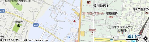 株式会社ユハラ周辺の地図