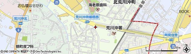 ラブペットサロン周辺の地図