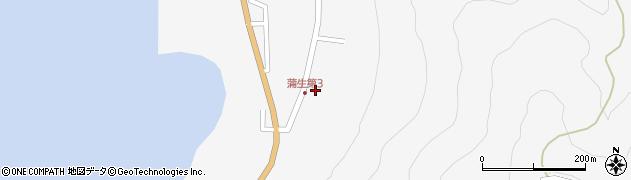 本性寺周辺の地図
