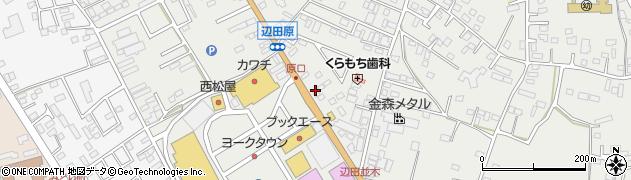 石田高志税理士事務所周辺の地図