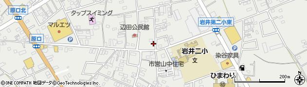 中山花園周辺の地図