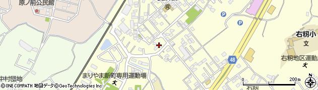 小泉寝具店周辺の地図