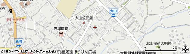 有限会社アペックス遠藤周辺の地図