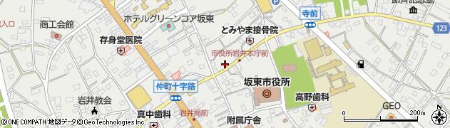 ますみ美容室周辺の地図