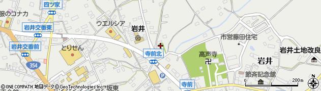 藤田神社周辺の地図