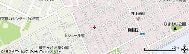 読売センター 学園南部周辺の地図