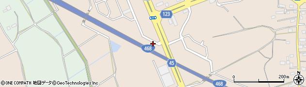 茨城県つくば市万博公園西周辺の地図
