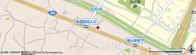有限会社宮本美装周辺の地図