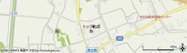 トツプ化成株式会社周辺の地図