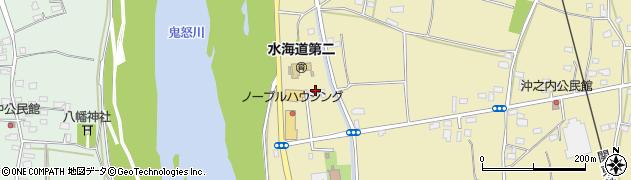 中山一心教会祈祷所周辺の地図