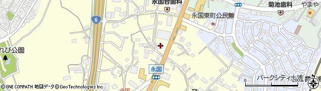 株式会社東邦建材周辺の地図
