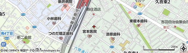 済興寺周辺の地図