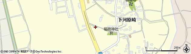 つくば第一整骨院周辺の地図