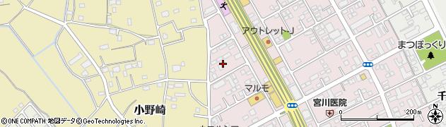 ヘアーサロンことぶき周辺の地図