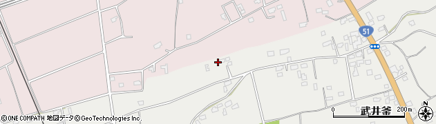 株木建設株式会社 鹿島出張所周辺の地図