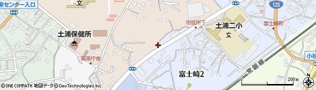 東武商事株式会社茨城支店周辺の地図