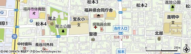白菊荘周辺の地図