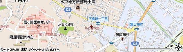 助川正男司法書士事務所周辺の地図
